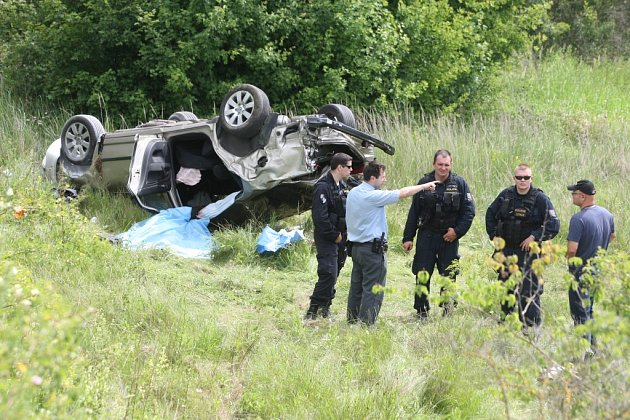 Nehoda u Ejpovic