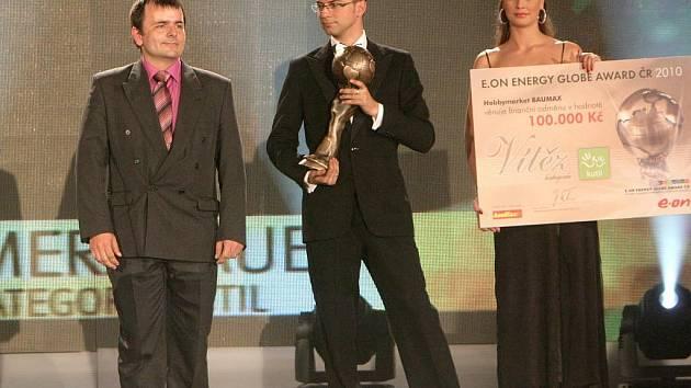 Plzeňan Tomáš Merxbauer získal ocenění za projekt Trombeho stěny