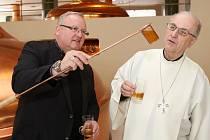 Kdo vypije požehnané pivo?