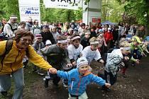 Běhu naděje se v Plzni zúčastnilo 363 lidí.