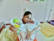 Dvojčata Roland a Paloma Kočkovy se narodily 9. července ve FN mamince Natálii z Plzně. Po příchodu na svět v 7:10 vážil starší chlapec 2090 gramů a měřil 45 cm, o 21 minut mladší slečna vážila 2200 gramů a měřila 45 cm.