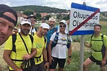 Šestičlenná výprava sportovců vyrazila v květnu do Řecka na expedici Ka-Mi-Li.