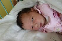 Kristýna Kaufmannová se narodila 24. srpna dvě minuty po osmé hodině ranní mamince Lucii a tatínkovi Václavovi z Tachova. Po příchodu na svět v porodnici U Mulačů vážila jejich prvorozená dcera 3150 gramů a měřila 48 centimetrů