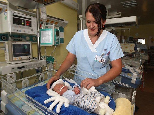 Neonatologické oddělení Fakultní nemocnice v Plzni