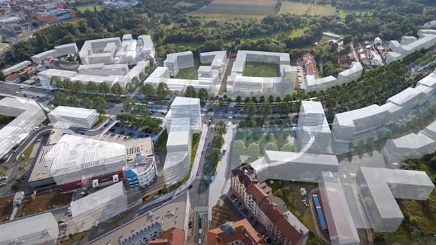 Technickou studii, která řeší přestavbu křižovatky Rondel–Karlovarská, schválili plzeňští zastupitelé. Nyní může začít projektová příprava náročné přestavby důležitého dopravního uzlu města Plzně.