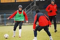 Fotbalisté FC Viktorie Plzeň se zítra poprvé letos představí v prvoligovém zápase před domácím publikem. Soupeřem jim bude v tabulce pátý Slovan Liberec