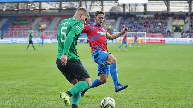 Fotbalisté Viktorie Plzeň doma ve FORTUNA:LIZE jen remizovali s Příbramí 1:1.