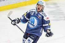 Plzeňský hokejista Richard Kristl