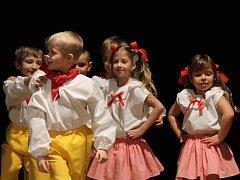 Severoplzeňská přehlídka souborů a kroužků mateřských škol Kralovická mateřinka