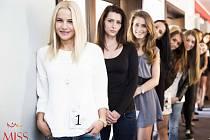 Soutěž krásy Česko-Slovenská MISS 2015 má 10 finalistek.