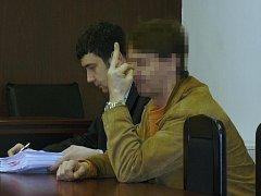 Miroslav Š. (fotografie byla upravena v zájmu zachování anonymity zneužívané dívky)