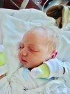 Kryštof Novák se narodil 2. července v 8:57 mamince Elišce a tatínkovi Janovi z Plzně. Po příchodu na svět v plzeňské fakultní nemocnici vážil jejich prvorozený synek 4140 gramů a měřil 51 centimetrů.