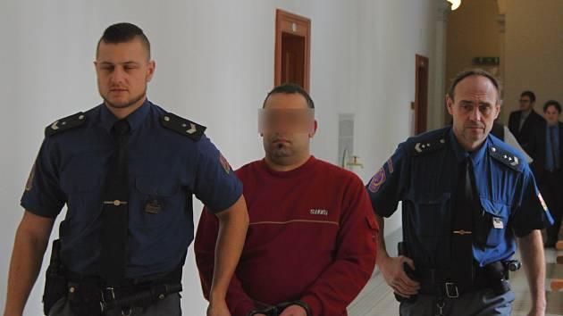 Obžalovaný Jan Č. z Holýšova.