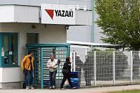 Společnost Yazaki je jedna ze tří společností, které ukončí svůj provoz v největší průmyslové zóně Borská pole v Plzni.