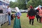 Obec Šťáhlavy na jižním Plzeňsku slavila v pátek a v sobotu své narozeniny.