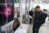 Otevření nové expozice v plzeňské Techmanii