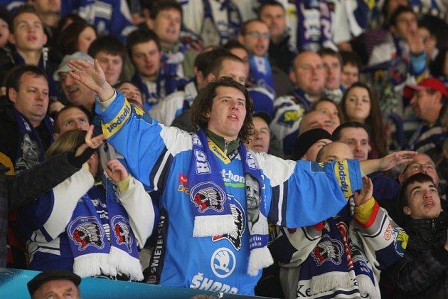 HC Škoda Plzeň - Piráti Chomutov