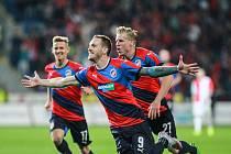 Ondřej Vaněk ještě v dresu FC Viktoria Plzeň.
