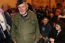 Setkání Plzeňanů s americkými veterány - Erik Petersen