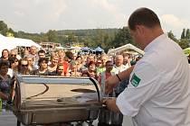 Festival českého jídla Žumberova vařečka