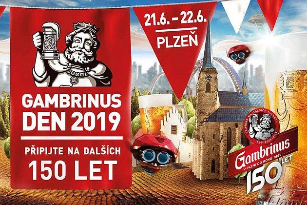 Gambrinus - pozvánka