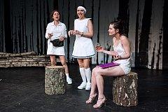 Jana Kubátová (Linda), Apolena Veldová (Karin), Klára Krejsová (Anne-Marie)