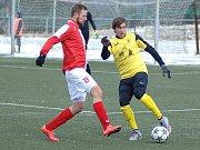 FC Slavia Karlovy Vary - TJ Přeštice