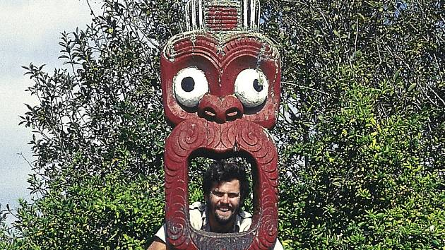 V zemi Maorů. Cestoval Leoš Šimánek vytvořil ze své cesty na Nový Zéland diashow, kterou přivezl i do Plzně