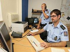 Zrekonstruovaná policejní služebna v Plzni na Vinicích