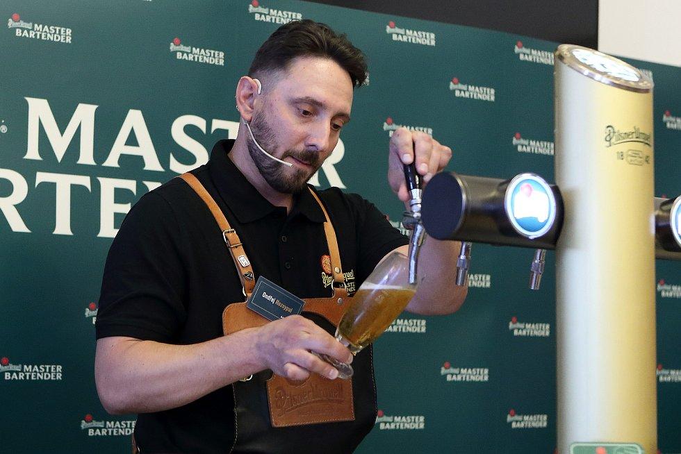 Ondřej Rozsypal z restaurace Lékárna Plzeň