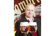Pavel Zítek, obchodní sládek, dříve sládek a ředitel pivovaru