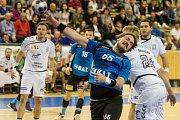 Semifinále playoff mezi Plzní a Lovosicemi. Druhý zápas se hrál v sobotu 15. dubna v Plzni