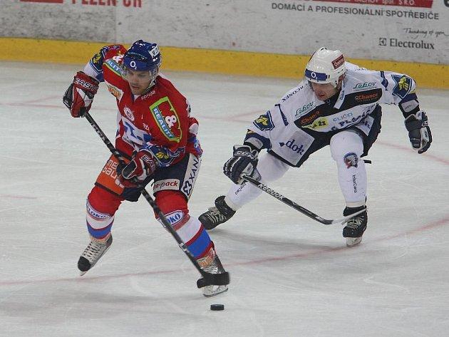Hokej Plzeň vs. Pardubice