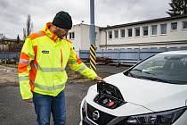 Nové pohotovostní elektromobily PMDP