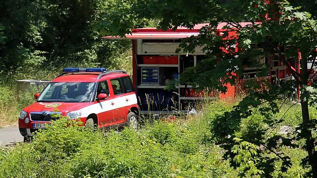 Policie tehdy uzavřela po úniku sirovodíku v čističce její okolí i komunikace spojující centrum Plzně s částí Přední Skvrňany.
