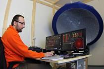 Výstavba planetária v Techmanii pokračuje