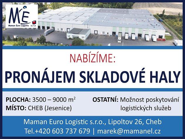 Maman Euro Logistic s. r. o.