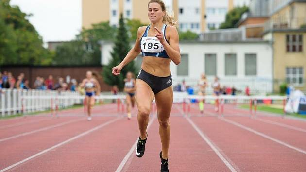 Daniela Ledecká.
