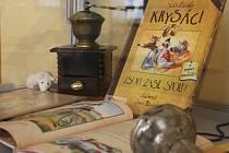 Výstava Od Ferdy po Jonatána v Muzeu jižního Plzeňska v Blovicích