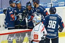 Hokejisté Škody Plzeň porazili naposledy doma Liberec a šest zápasů trvající bodovou šňůru by si rádi protáhli i v utkání s Kladnem.