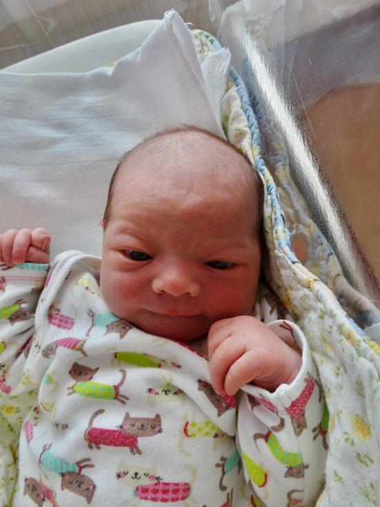 Ema Toušková se narodila 30. května v 17:23 mamince Janě a tatínkovi Jiřímu ze Stoda. Po příchodu na svět v plzeňské fakultní nemocnici vážila jejich dcerka 3320 gramů a měřila 50 centimetrů.