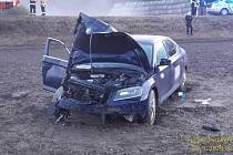 Nehoda u Popovic.