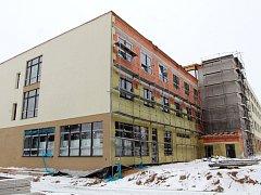 Rozestavěný domov pro seniory s Alzheimerovou chorobou v Nepomuku