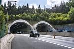 Tunel Valík v rekonstrukci