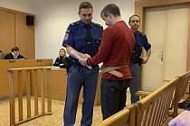 Za vraždu manželky dostal Filip G. 10 let.