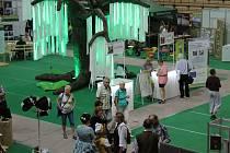 V Městské hale Lokomotiva začal včera veletrh cestovního ruchu ITEP, který kromě tipů na výlety, nabízí i zábavný a vzdělávací program.