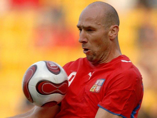 Obrovitý český reprezentant v dresu bundesligového týmu 1. FC Norimberk bude největším nebezpečím pro zadáky Viktorie Plzeň v sobotním utkání v Německu