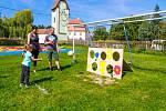 Organizátoři připravili pro děti 14 úkolů.