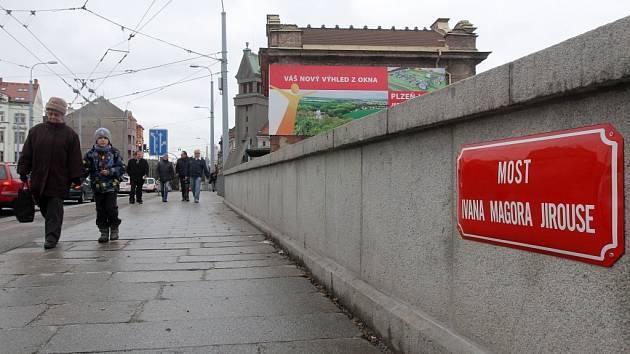 Most Ivana Magora Jirouse