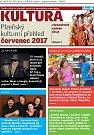 Titulní strana červencové kultury
